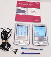 PalmOne Tungsten E2 Palm Pilot Lot- 2 Available. For Parts Or Repair.