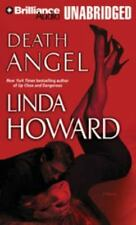 DEATH ANGEL BY LINDA HOWARD - NEW AUDIO BOOK - FREE SHIPPING