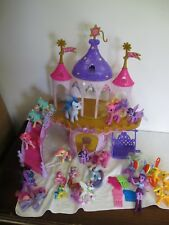 MY LITTLE PONY ROYAL WEDDING PRINCESS  CASTLE PONIES 23  PONYVILLE