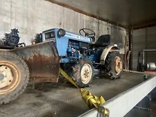 All Or Parts Ford 1100 4 Wheel Drive Tractor With Blade
