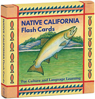 Native California Flash Cards: For Culture And Language Lear (US IMPORT) ACC NEW