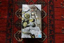 Bandai SH S.H. Figuarts Mighty Morphin Power Rangers White Ranger Action Figure