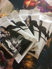 5 Final Fantasy TCG Opus 3 Booster packs Sealed English 5 packs!