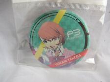 P3 Persona3 Megami Tensei Prize Pin Badge Yukari Takeba
