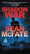 Shadow War: A Tom Locke Novel by Sean McFate (Paperback)