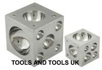 """Pro Quality 2"""" Solid Steel Doming Dapping Block Metal Shaping Bead Jewellery etc"""