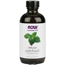 NOW Foods Patchouli Oil, 4 oz. FREE SHIPPING. MADE IN USA. FRESH