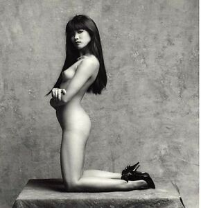 1991 Craig Morey 8x10 B&W Rare Gelatin Silver Nude Study Melinda, Signed, Matted