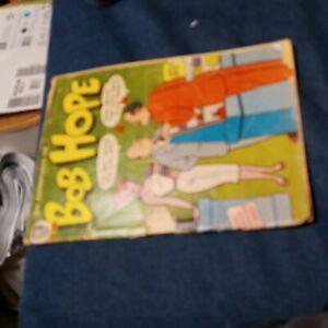 Adventures of Bob Hope #30 dc comics 1954 golden age precode comedy humor