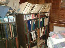 Large record collection LPs Vinyl 78s 6,000+ records 70 year collection