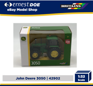 Britains John Deere 3050 Tractor | Special 100 Years of Britains Release | 42902