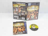 Nintendo GameCube WWF Day Of Reckoning Complete PAL