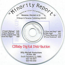 The Minority Report by The Minority Report (CD, May-2005, Classified Records)