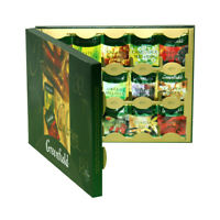 Greenfield tea assorted 120 sachets, 30 Varieties, great purchase!