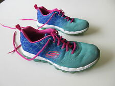 Girl's SKECHERS 'Sketch Air' Sz 4 US Shoes Runners Near New | 3+ Extra 10% Off