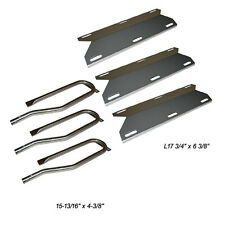 Replacement Grill Burners, Heat Plates-3pk Jenn Air Gas Barbecue Grill 720-0337
