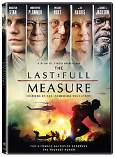 The Last Full Measure (DVD, 2020 Movie) Brand New Sealed Single Disc Ships Free