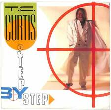 "T.C. Curtis - Step By Step - 7"" Record Single"
