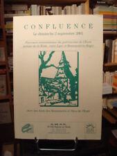 Confluence le dimanche 2 septembre 2001 Parcours Risle  Lyre Beaumont-le-Roger