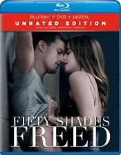 FIFTY SHADES FREED    -  Blu Ray - Sealed Region free for UK
