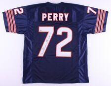 William Perry Signed Bears Jersey (Schwartz COA) 1985 Super Bowl Shuffler