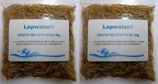 Lapwater séchées congelées vers de farine oiseaux sauvages ou Fish Food 100 g Pack