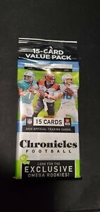 2020 Panini Chronicles Football Cello Value Fat Pack