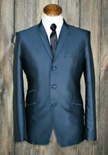 Three Button Double Checked Suits & Tailoring for Men