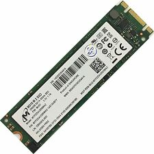 Micron M510 Series 256GB M.2 SATA 6Gbps MLC NAND Internal Solid State Drive SSD