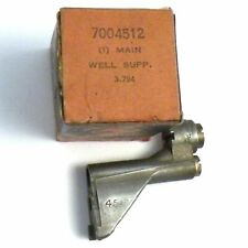 NOS 37-53 Chevy (216) Main Jet & Power Valve Support GM/Rochester 7004512
