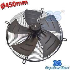 3S Ventilatore ventola assiale PREMENTE Ø 450 mm 230 W motore 220v RAFFREDAMENTO
