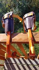 Bashlin steel alloy pole climbers Bd16Bc