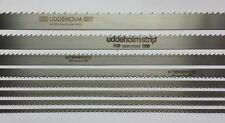 Lame de scie a ruban UDDEHOLM acier de Suède von 2520mm jusqu'à 3000mm x 25mm