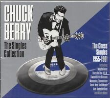 CHUCK BERRY The Singles Collection - Chess Singles 1955 - 1961 | DoCD Neuware
