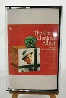 "FRANK SINATRA ""The Sinatra Christmas Album"" Cassette Capitol Records #4M500894"