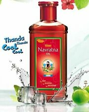 Himani Navratan Oil 500 Ml Thanda Thanda Cool Cool+Tounge Cleaner Free