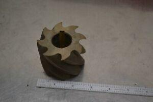 """F&D Horizontal Slab Mill Milling Cutter 2 1/2""""x2""""x1"""" Arbor Hole USA"""