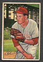 1952 Bowman #4 Robin Roberts Phillies NO CREASES AWESOME VG/EX+