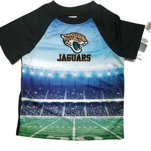 Jacksonville Jaguars Infant Boy Football Under The Lights Short Sleeve Shirt 18M