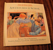 ANNE OF GREEN GABLES - ADVENTURES AT SCHOOL POP UP BOOK
