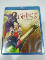 Assolutamente Favolose La Film - Blu-Ray Spagnolo Inglese Russo Nuovo - 3T