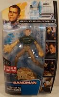 Marvel Legends Spider-Man 3 Movie BAF Sandman Build-A-Figure Series Sandman MOC