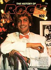 Barry Manilow on Magazine Cover    Fleetwood Mac   Gerry Rafferty   Roger Taylor