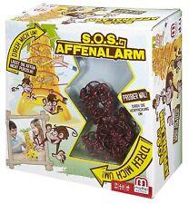 SOS Affenalarm Mattel Kinderspiel Geschicklichkeitsspiel 52563 NEU OVP