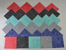 POLKA DOTS COMBO 4 Inch Quilting Squares