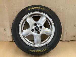 Mini cooper 15 inch alloy wheel with good tyre start spooler 100 R55 R56 R57