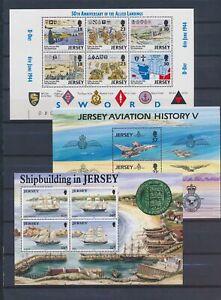 XC89340 Jersey ships aviation aircraft sheets XXL MNH