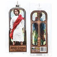 Jesus 8 Inch Retro Action Figure [White Robe]