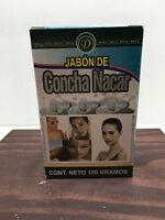 Mother of Pearl  NACRE SOAP JABON DE CONCHA NACAR SKIN WHITENING SCARS CICATRIZ