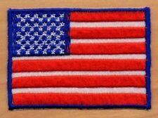 Ecusson brodé Blason Ville / Drapeau américain / Pays ETATS-UNIS / USA